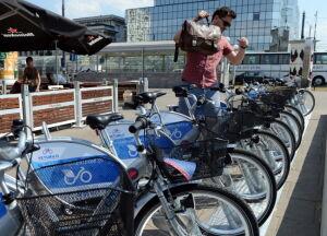 Lepiej wypożyczyć rower na Bemowie. Ukradną - nie zapłacisz