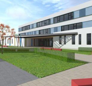 Tak ma wyglądać szkoła przy Warzelniczej UD Białołęka