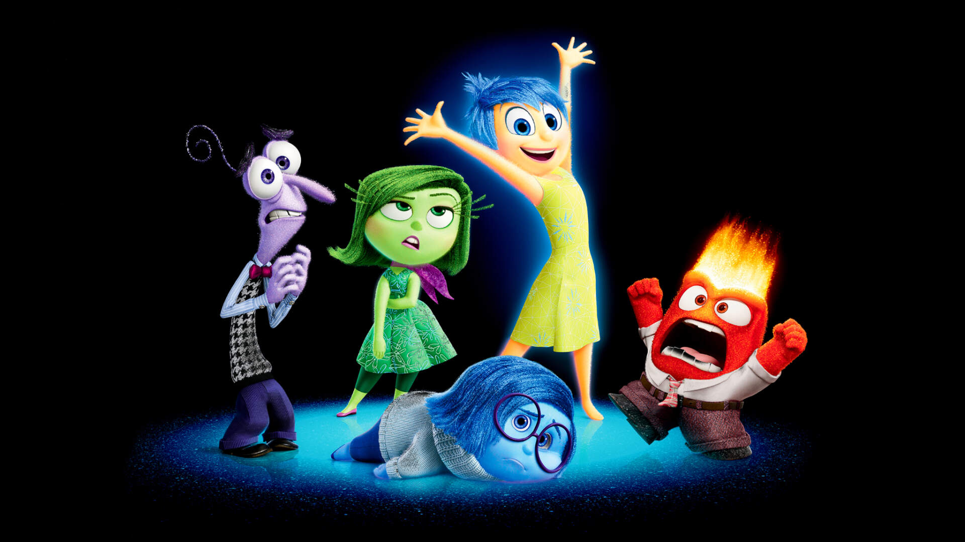 Image result for emotions movie inside out