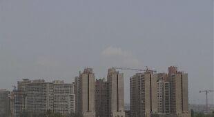 Dym z pożarów dotarł nad stolicę Chile Santiago