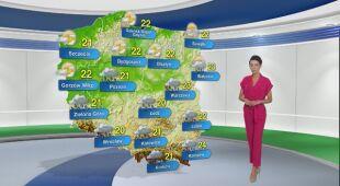 Prognoza pogody na czwartek 5.08